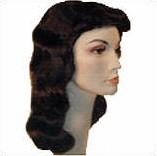 The 'Joan Crawford,' by Wilshire Wigs. $45. 'Also good for Andrews Sisters' (!)