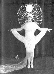 Joan as 'Miss Labor Day' in 'The Passing Show of 1924.'