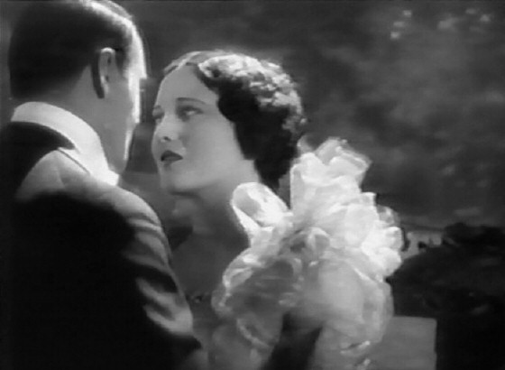 1925. Screen shot from 'The Circle.'