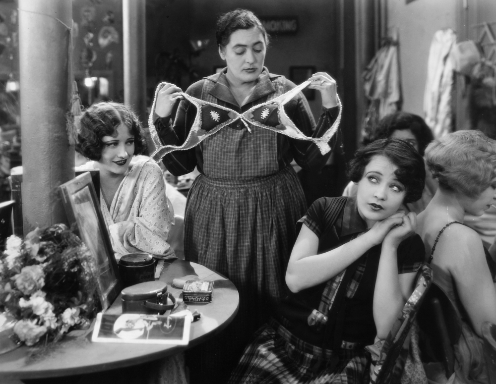1925. 'Sally, Irene, and Mary.' With Sally O'Neil (right).