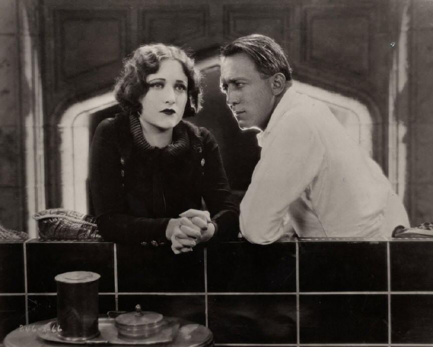 1925. 'Sally, Irene, and Mary.' With director Edmund Goulding.