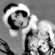 1925. Christmas publicity.