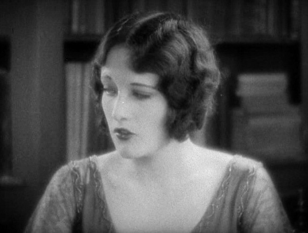 1926. Screen shot from 'The Boob.'