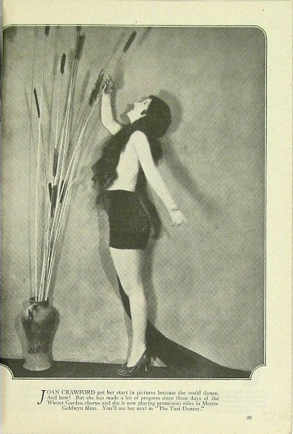 Circa 1926, probably shot by Ruth Harriet Louise. Appeared in the April 1927 issue of 'Photoplay.'