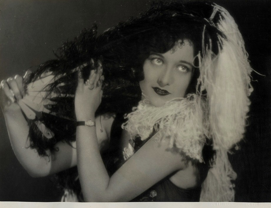 1927 publicity shot by Ruth Harriet Louise.