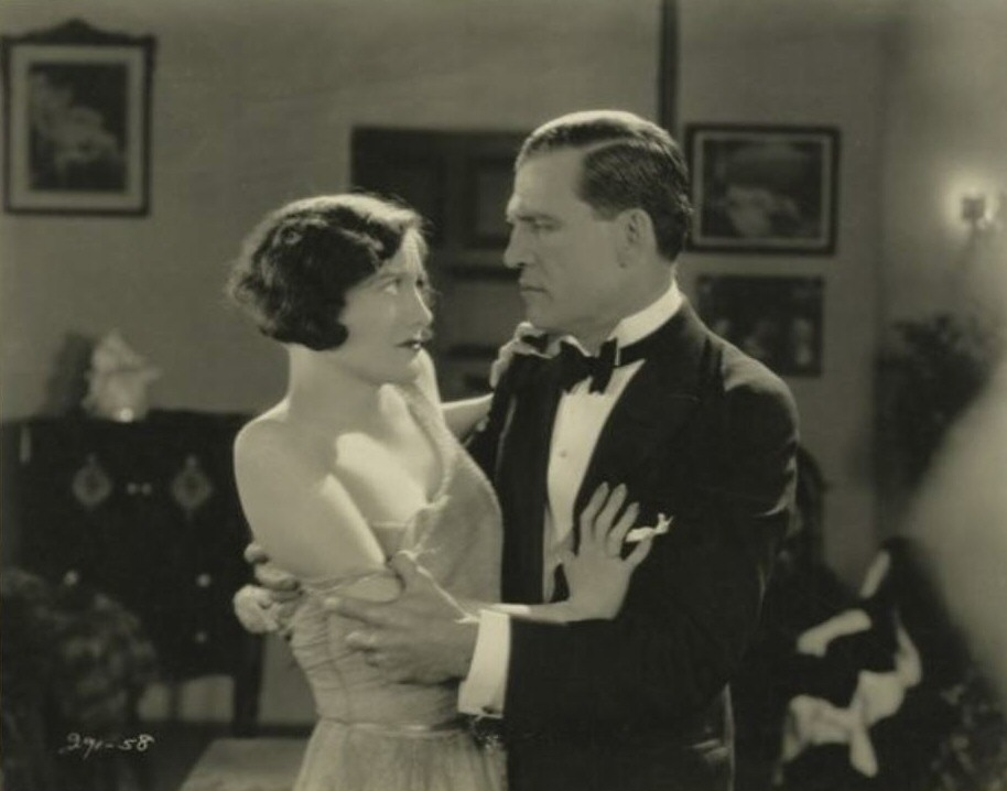 1927. Film still from 'The Taxi Dancer.'