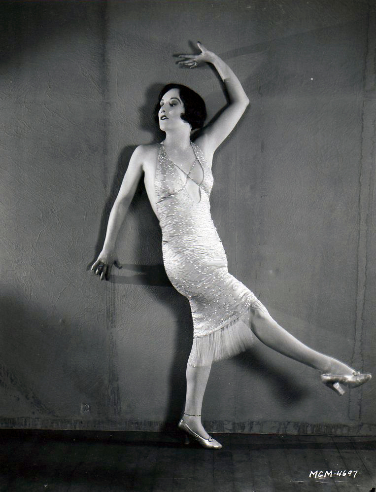 1927. Publicity for 'The Taxi Dancer.'