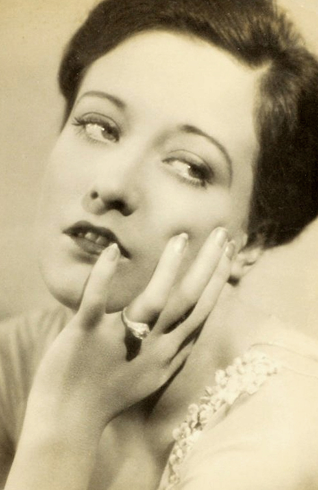1927 publicity for 'Twelve Miles Out' shot by Ruth Harriet Louise.