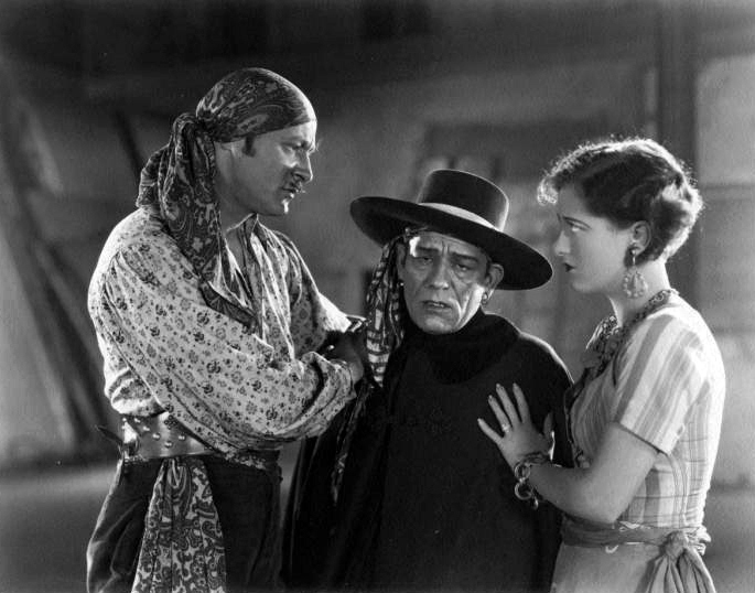 1927. 'The Unknown.' With Norman Kerry and Lon Chaney.