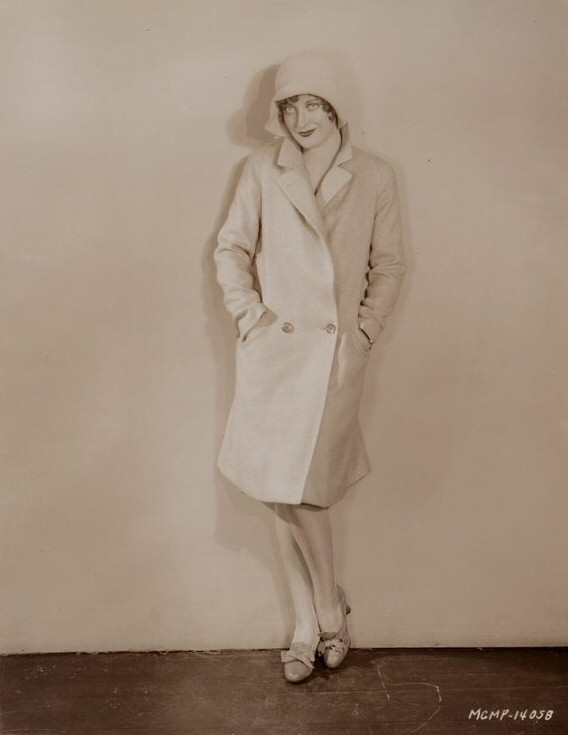 1928. Publicity shot by Ruth Harriet Louise.
