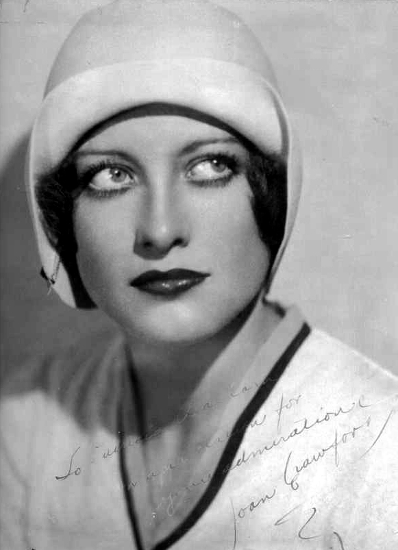 1928 publicity by Ruth Harriet Louise.