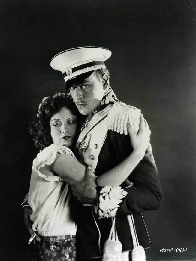 1928. 'Dream of Love.' With Nils Asther.