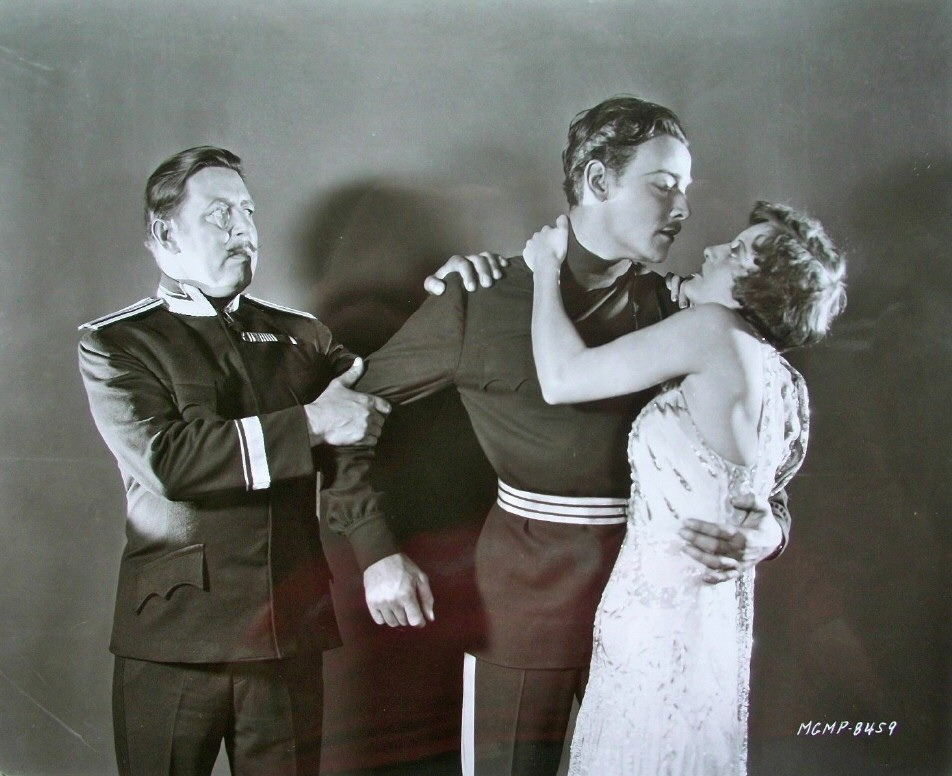 1928. 'Dream of Love.' With Warner Oland, left, and Nils Asther.
