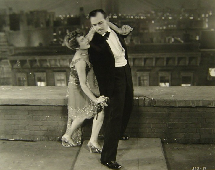 1928. 'Four Walls.' With Louis Natheaux.