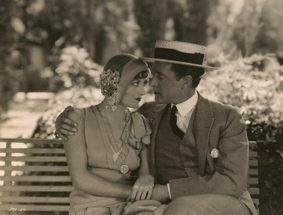 1928. 'Four Walls' with John Gilbert.