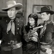 1928. 'The Law of the Range.' With Tim McCoy and Rex Lease.