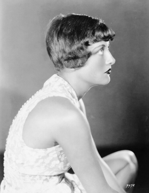 1928. Publicity by Ruth Harriet Louise.