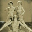 With Dorothy Sebastian and Anita Page.