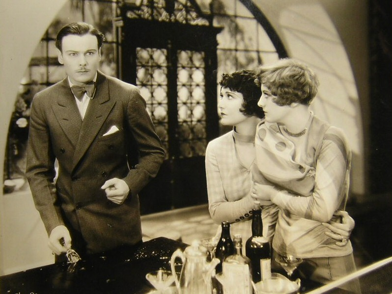 1928. 'Our Dancing Daughters.' With Nils Asther and Dorothy Sebastian.