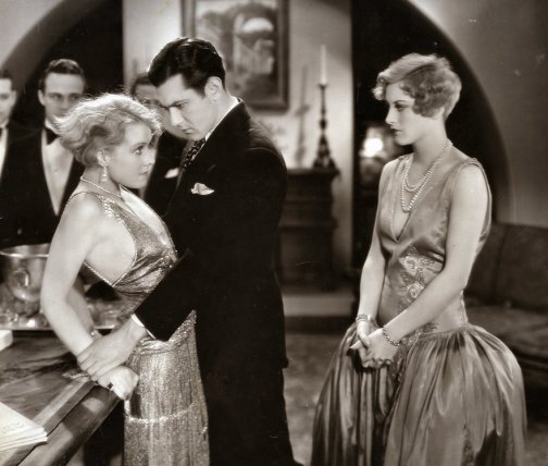 1928. 'Our Dancing Daughters.' With Anita Page and Johnny Mack Brown.