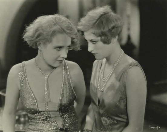 1928. 'Our Dancing Daughters.' With Anita Page.