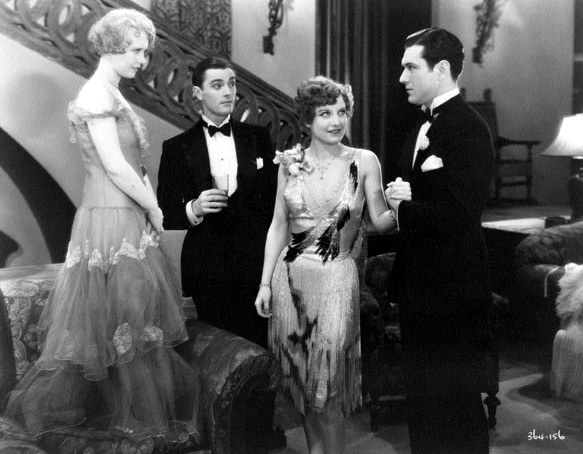 1928. 'Our Dancing Daughters.' With Anita Page, Eddie Nugent, Johnny Mack Brown.