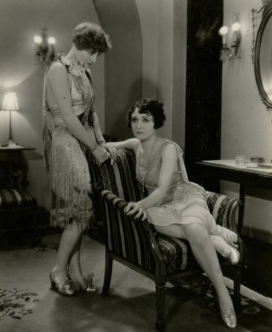 'Our Dancing Daughters.' With Dorothy Sebastian.