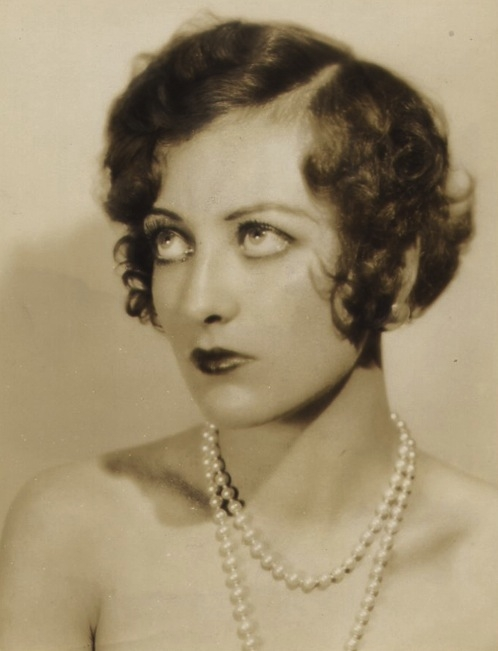 1929 publicity shot by Ruth Harriet Louise.