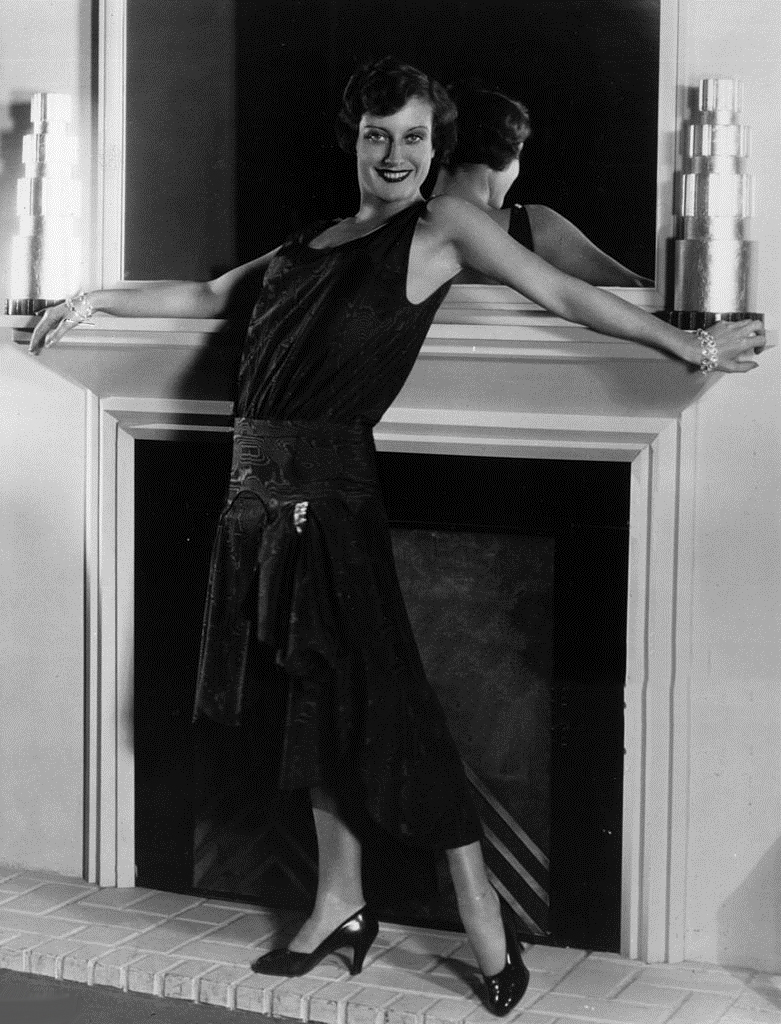 1928 publicity shot by Ruth Harriet Louise.