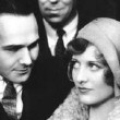1929, 'Duke Steps Out.' With William Haines, center, and unknown co-stars.