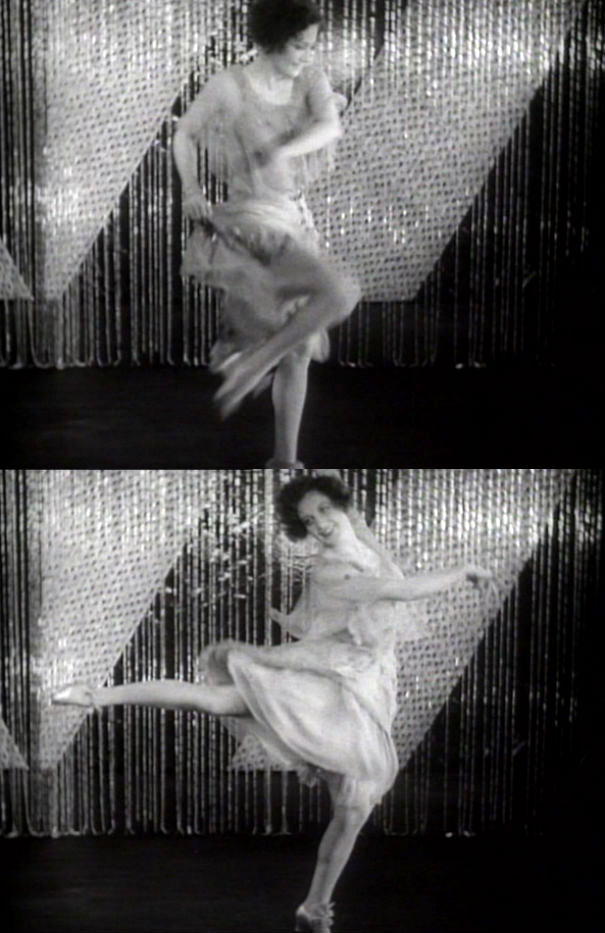 'Hollywood Revue of 1929' screen shots.