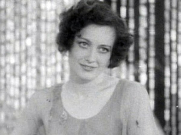 'Hollywood Revue of 1929' screen shot.