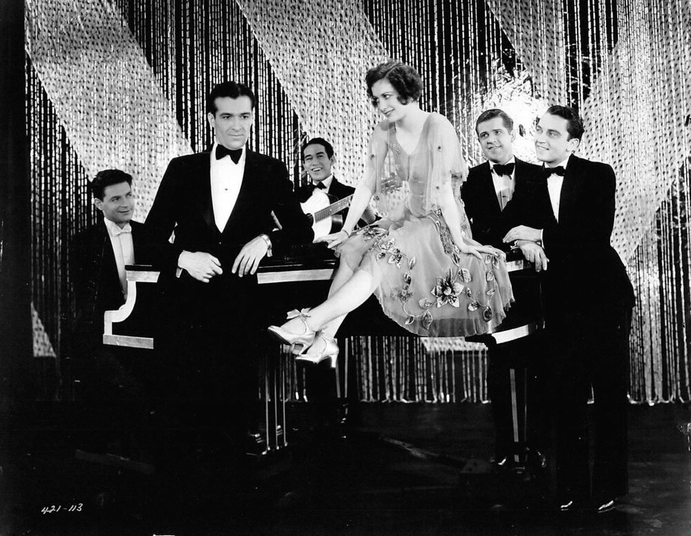 Publicity for 'Hollywood Revue of 1929.'