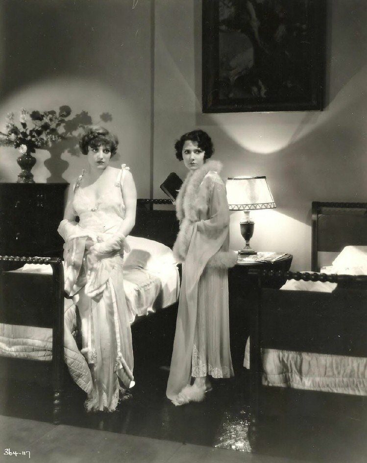 1928. 'Our Dancing Daughters.' With Dorothy Sebastian.