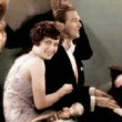 With Doug Fairbanks, Jr., Josephine Dunn, and band.