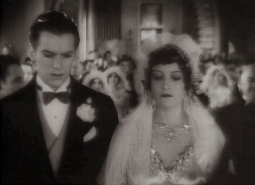 1929. 'Our Modern Maidens' screen shot with Doug Fairbanks, Jr.