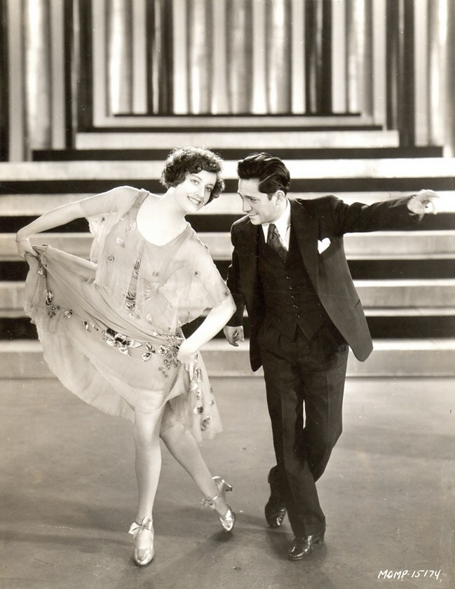 1929. 'Hollywood Revue.' With Dance Director Sammy Lee.