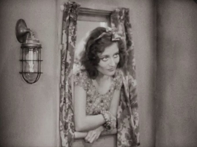 1929. Screen shot from 'Untamed.'