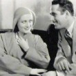 1930. 'Great Day' film still with John Miljan.