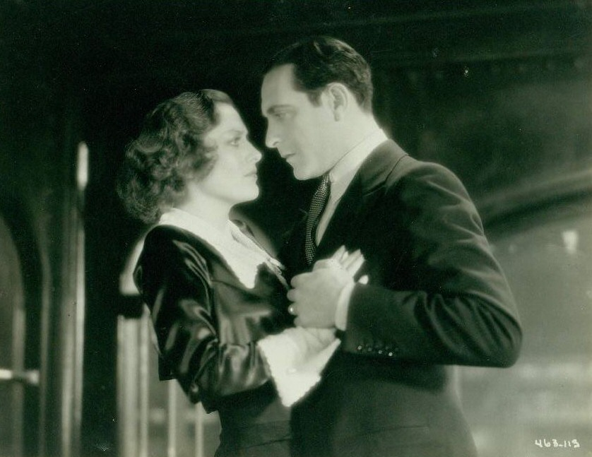1930. 'Montana Moon.' With Ricardo Cortez.