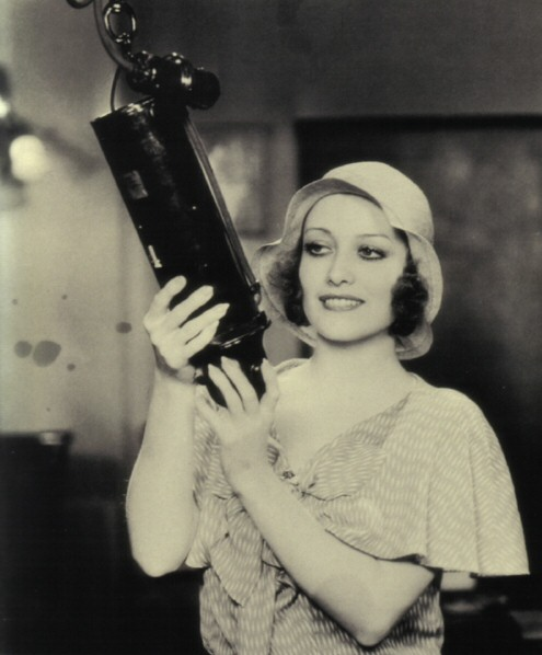 1930. Sound recording for 'Our Blushing Brides.'