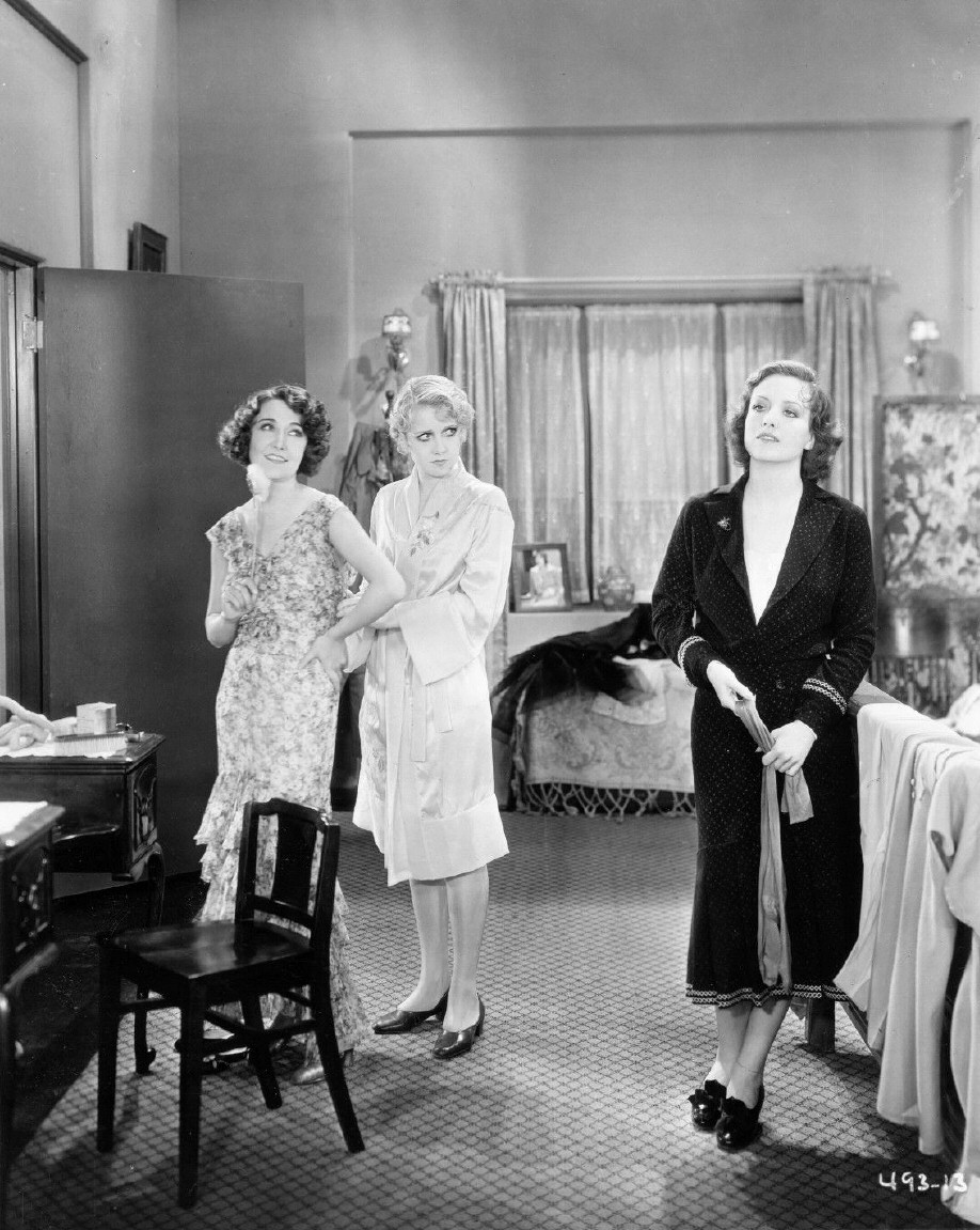 1930. 'Our Blushing Brides.' With Dorothy Sebastian and Anita Page.