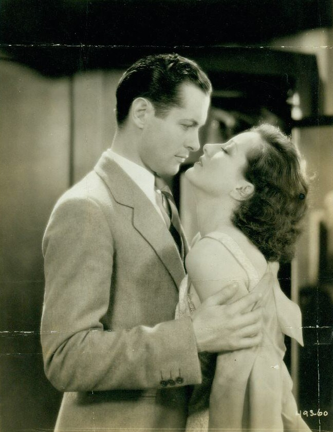 1930. 'Our Blushing Brides.' With Robert Montgomery.