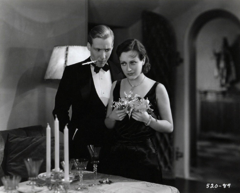 1930. 'Paid,' with Kent Douglass.