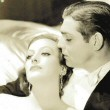 1931. With Clark Gable in 'Possessed.'