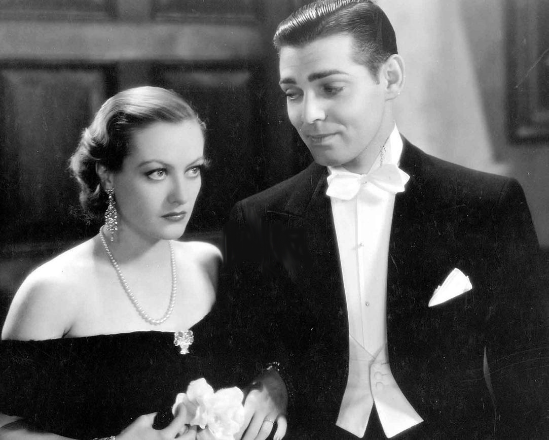 1931. 'Possessed,' with Clark Gable.