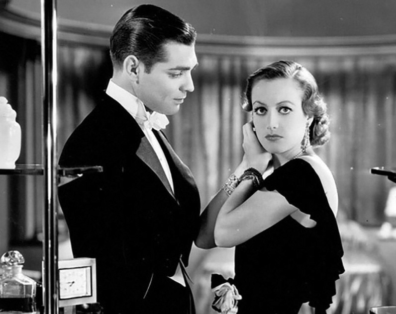 1931. 'Possessed' with Clark Gable.