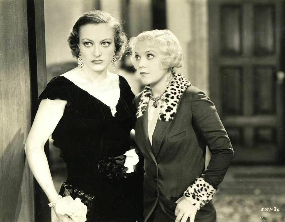 1931. 'Possessed.' With Marjorie White.