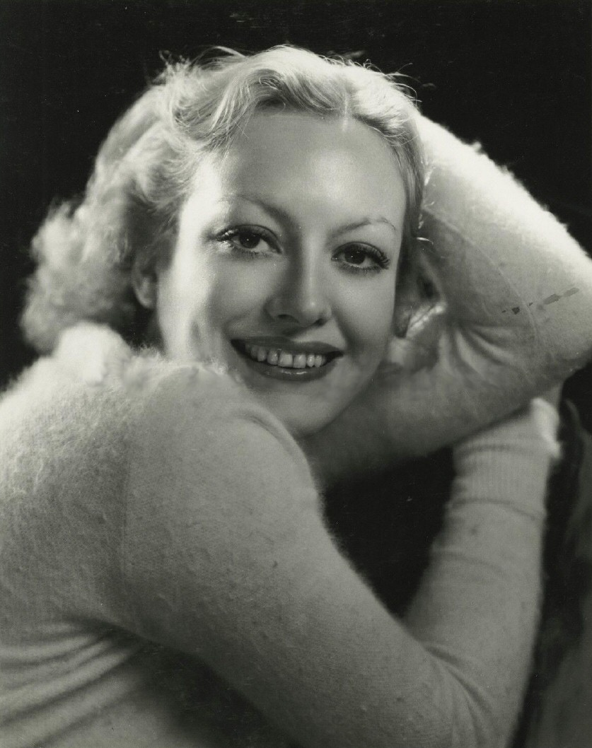 1931 publicity shot by Clarence Sinclair Bull.