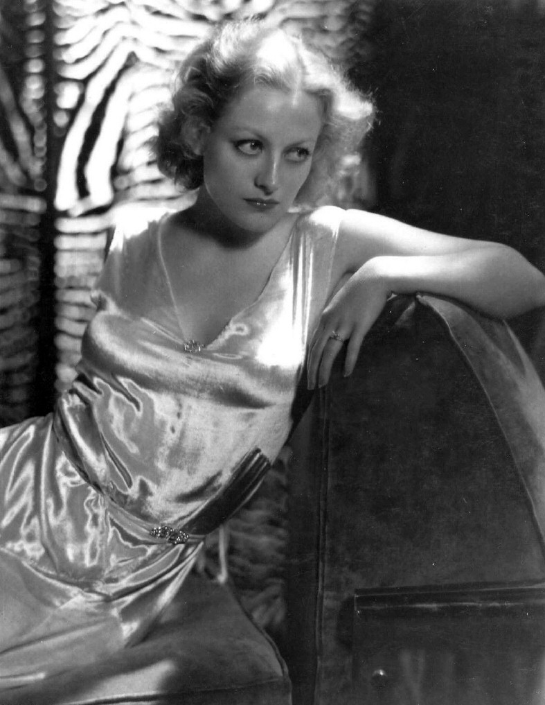 1931. Publicity shot by Hurrell.